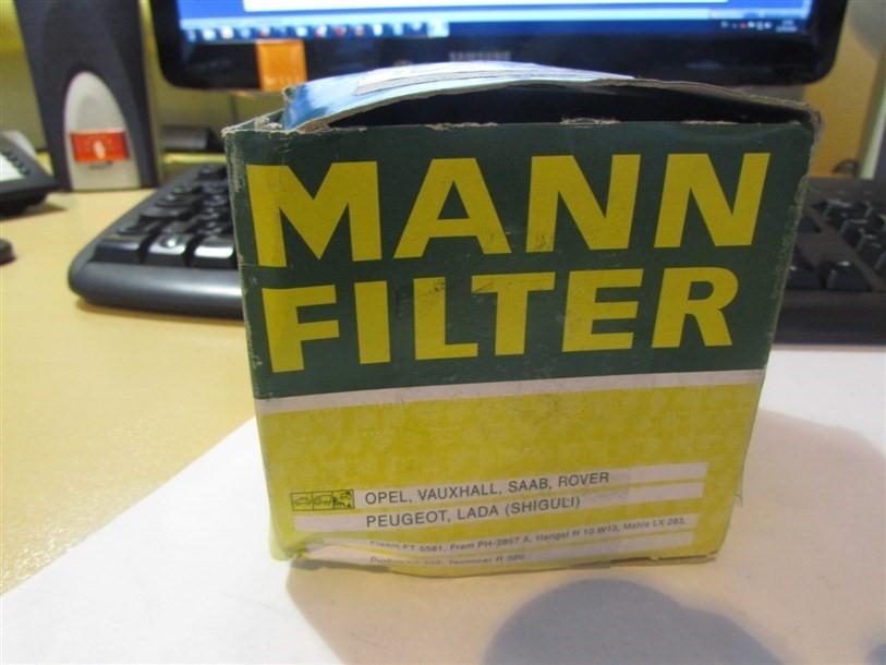 Полиграфия упаковки фильтра более глянцевая.