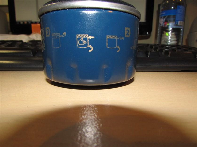 Маркировки на корпус фильтра нанесены менее качественно, краска стирается.
