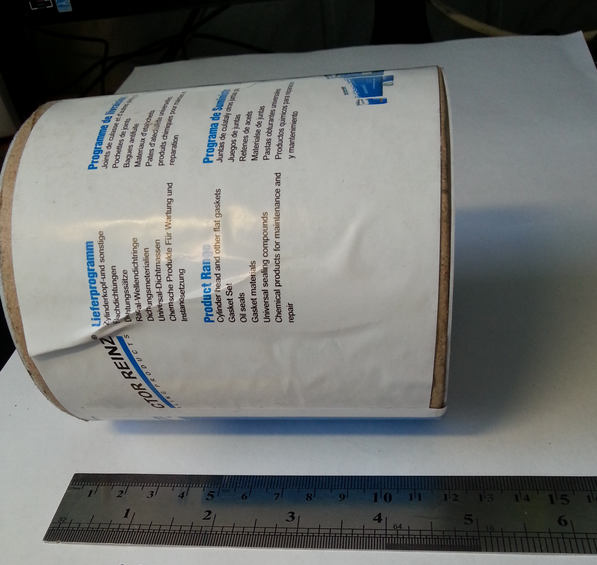 Размер упаковки больше оригинала на 11мм. Отсутствует защитная голограмма.