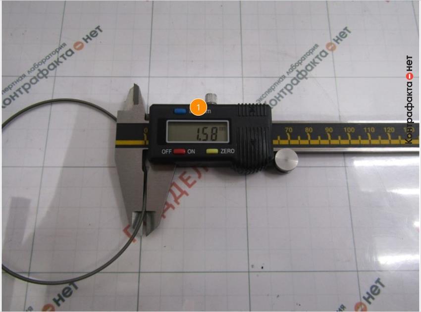 1. Диаметр пружины больше 0, 09мм.