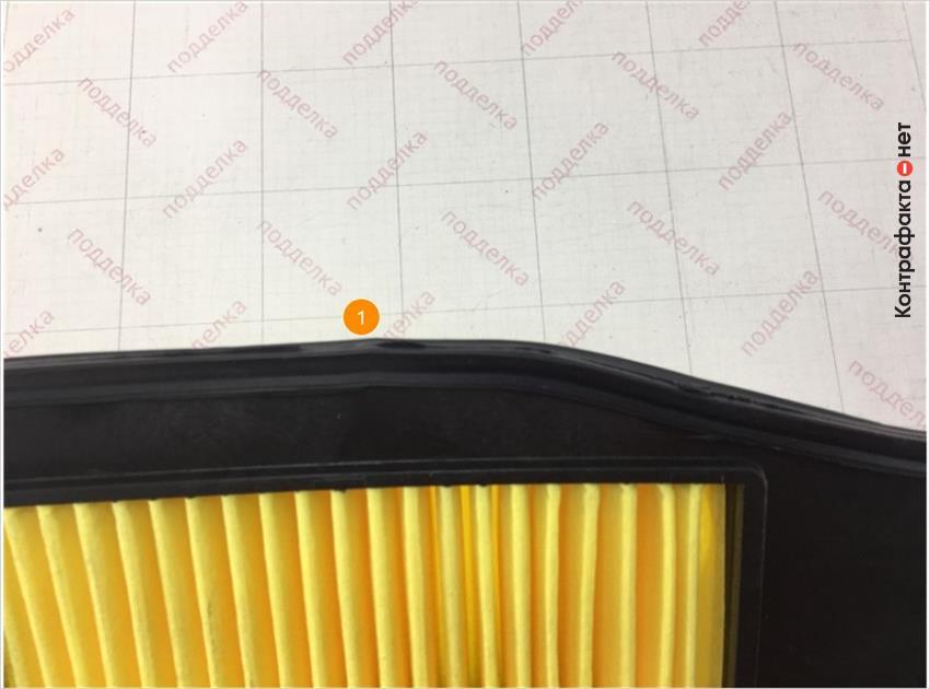 1. Отличается эластичность прокладки, не держит форму, многочисленные облои.