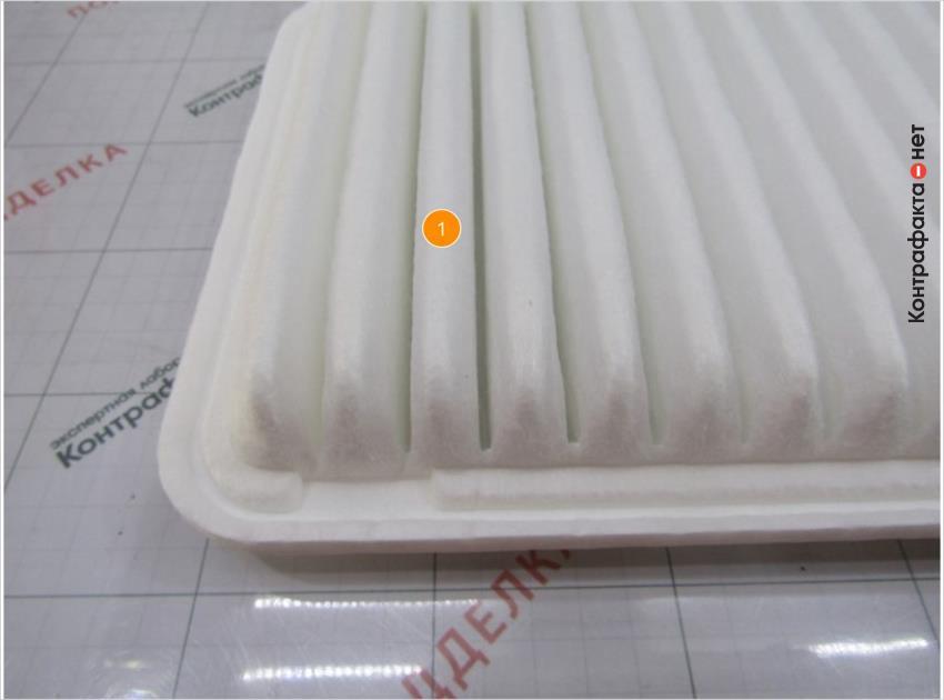 1. Блоки фильтра прямой формы.