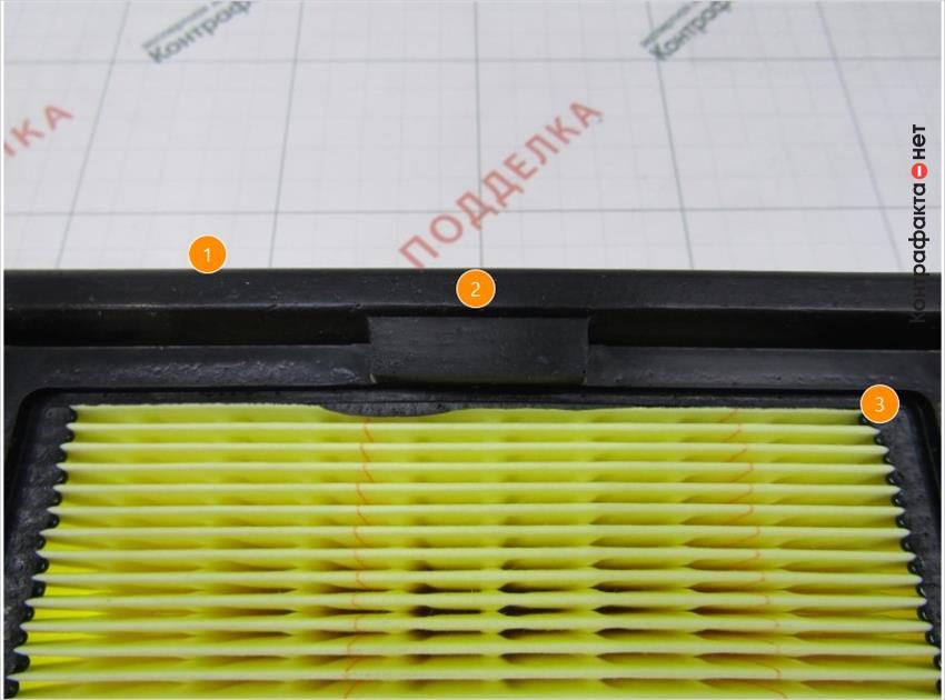 1. Глянцевая поверхность.   2. Не нанесена маркировка.   3. Избыток полиуретанового материала на поверхности.