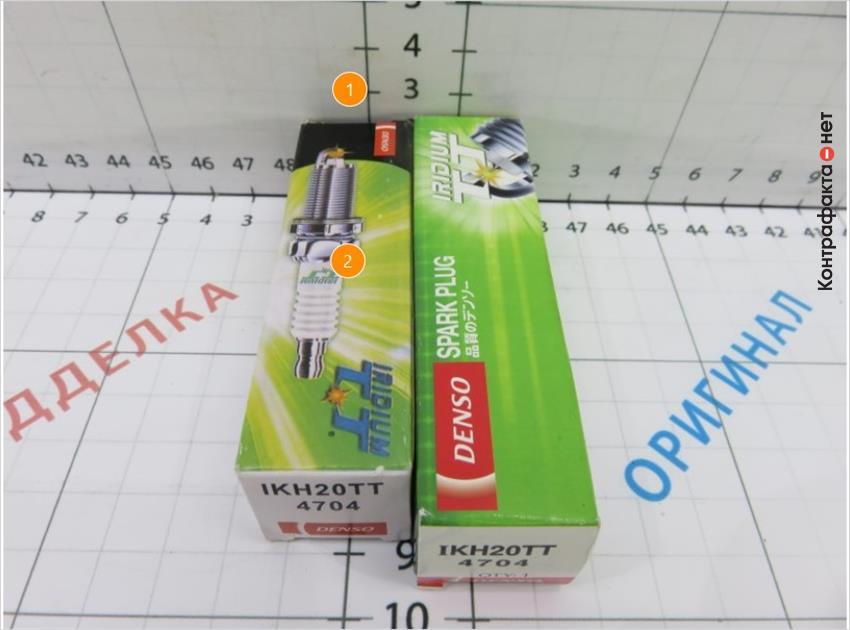 1. Индивидуальная упаковка меньшего размера.   2. Изображение не соответствует оригиналу.