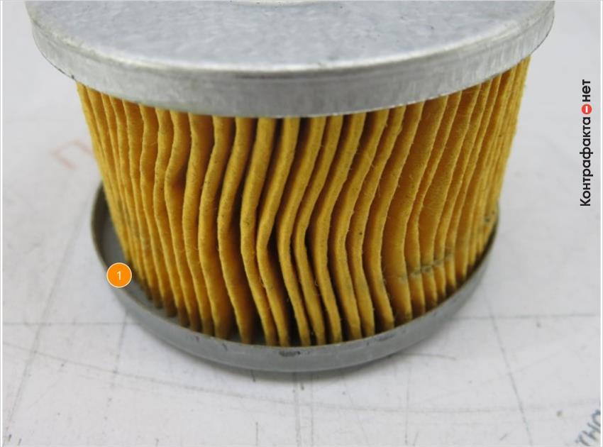 1. Низкое качество сборки составляющих фильтра.