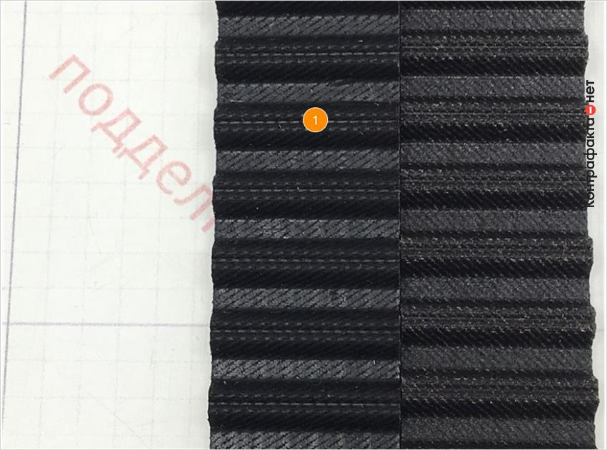 1. Отличается полиамидная ткань и верхняя обработка.