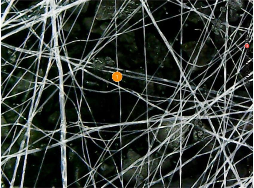 1. Низкая плотность синтетических волокон.
